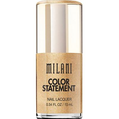 Milani Color Statement Nail Lacquer Gold Plated 10ml