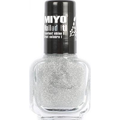 Miyo Nailed it! Sazzling Silver 8ml