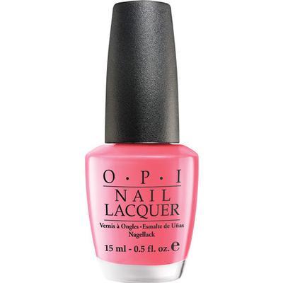 OPI Nail Lacquer Elephantastic Pink 15ml