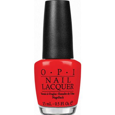 OPI Nail Lacquer Red My Fortune Cookie 15ml
