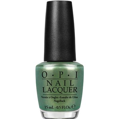 OPI Nail Lacquer Visions Of Georgia Green 15ml