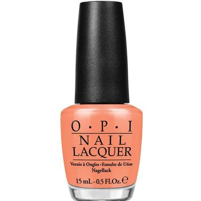 OPI Nail Lacquer Is Mai Tai Crooked! 15ml