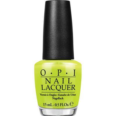 OPI Nail Lacquer Life Gave Me Lemons 15ml