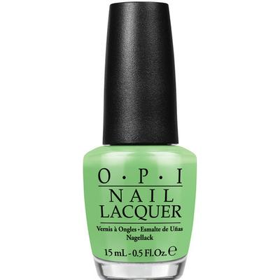OPI Nail Lacquer You Are So Outta Lime 15ml