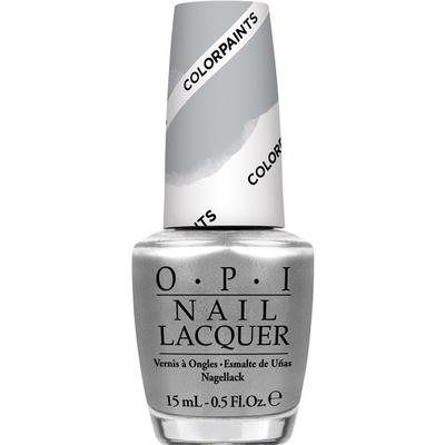 OPI Nail Lacquer Silver Canvas 15ml