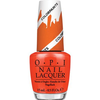 OPI Nail Lacquer Chromatic Orange 15ml