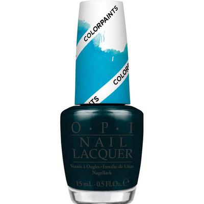 OPI Nail Lacquer Turquoise Aesthetic 15ml