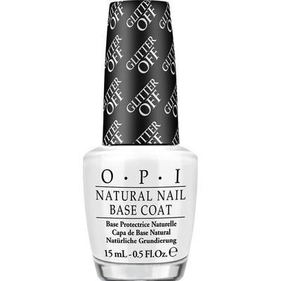 OPI Natural Nail Glitter Off Base Coat 15ml