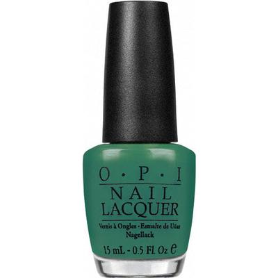 OPI Nail Lacquer Jade Is The New Black 15ml