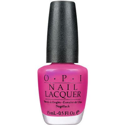 OPI Nail Lacquer La Paz-Itively Hot 15ml