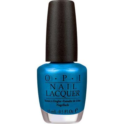 OPI Nail Lacquer Teal The Cows Come Home 15ml