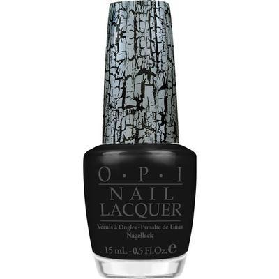 OPI Nail Lacquer Black Shatter 15ml