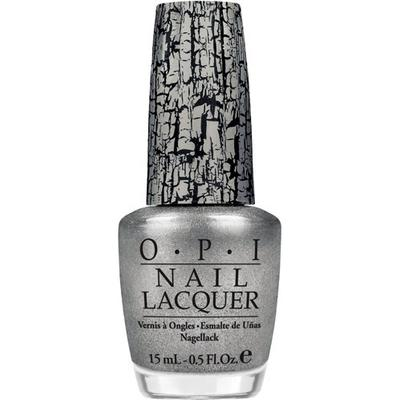 OPI Nail Lacquer Silver Shatter 15ml