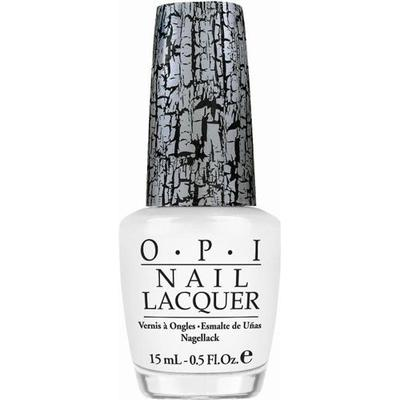 OPI Nail Lacquer White Shatter 15ml