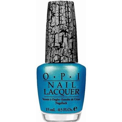 OPI Nail Lacquer Turquoise Shatter 15ml