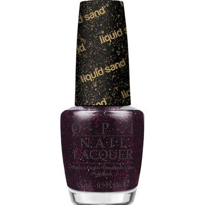 OPI Nail Lacquer Mariah Carey Stage Shades Liquid Sand Stay the Night 15ml