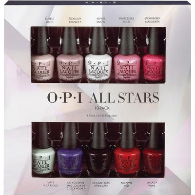 OPI All Stars 10-Pack
