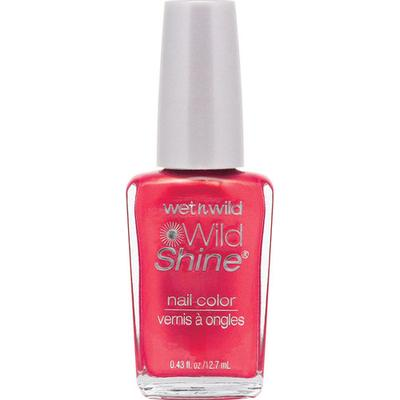 Wet N Wild Shine Nail Colour Jezebel 13.5ml