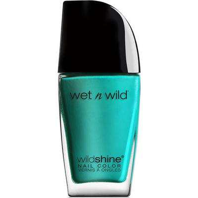 Wet N Wild Shine Nail Color Be More Pacific 12.3ml