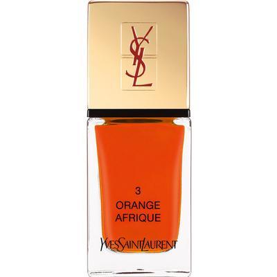 Yves Saint Laurent La Laque Couture Orange Afrique 10ml
