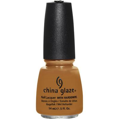 China Glaze Nail Lacquer Desert Sun 14ml