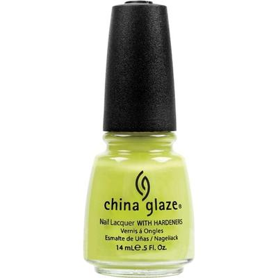 China Glaze Nail Lacquer Electric Pineapple 14ml