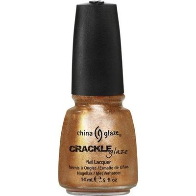China Glaze Nail Lacquer Cracked Medallion 14ml