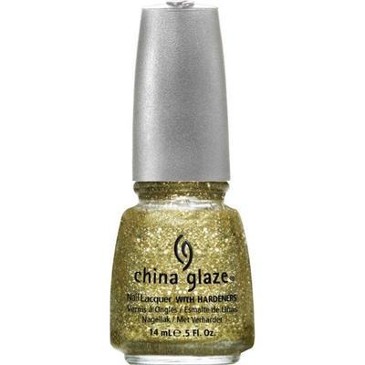 China Glaze Nail Lacquer Blond Bombshell 14ml