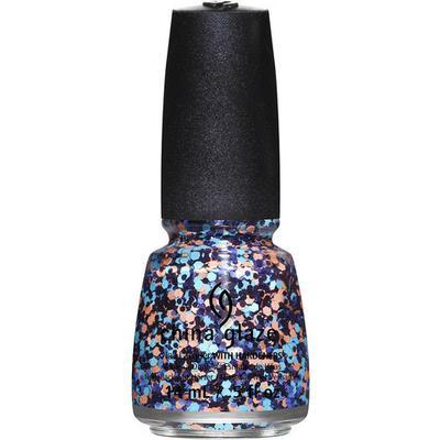 China Glaze Nail Lacquer Glitter Up 14ml