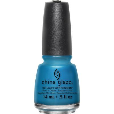 China Glaze Nail Lacquer License & Registration PLS 14ml