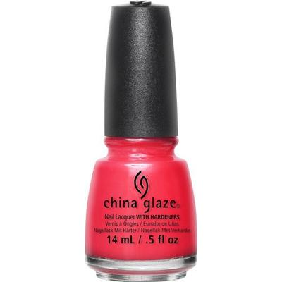 China Glaze Nail Lacquer I Brake For Colour 14ml