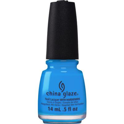 China Glaze Nail Lacquer Dj Blue My Mind 14ml