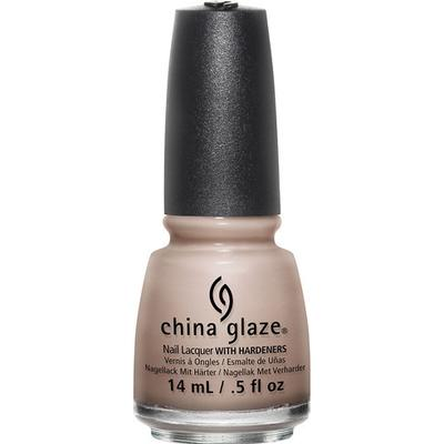 China Glaze Nail Lacquer What's She Dune? 14ml