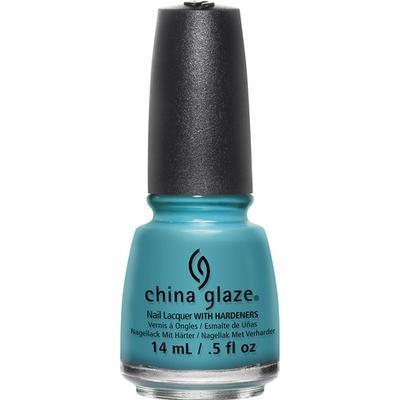 China Glaze Nail Lacquer Rain Dance Night Away 14ml