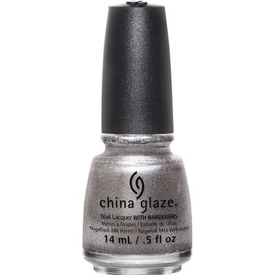 China Glaze Nail Lacquer Check Out The Silver Fox 14ml
