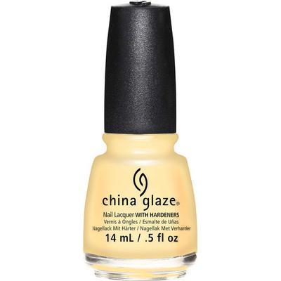 China Glaze Nail Lacquer Girls Just Wanna Have Sun 14ml