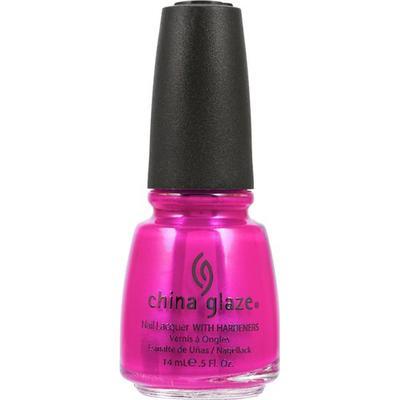 China Glaze Nail Lacquer Purple Panic 14ml