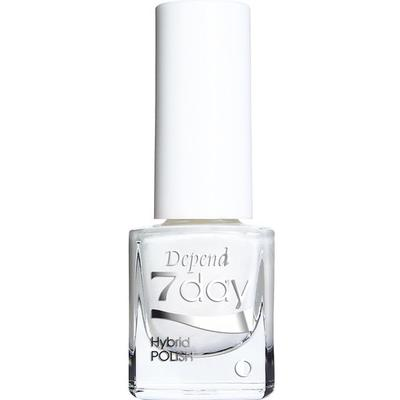Depend 7Day Hybrid Polish White Pearls 5ml