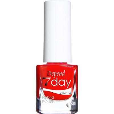 Depend 7Day Hybrid Polish Lady Bug Love 5ml