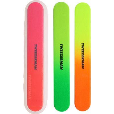 Tweezerman Neon Filemates