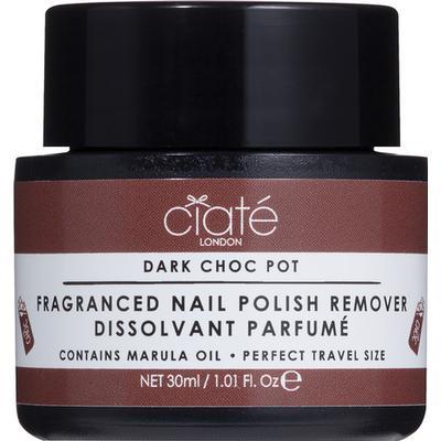 Ciaté Fragranced Nail Polish Dip-In Remover Dark Chocolate 30ml