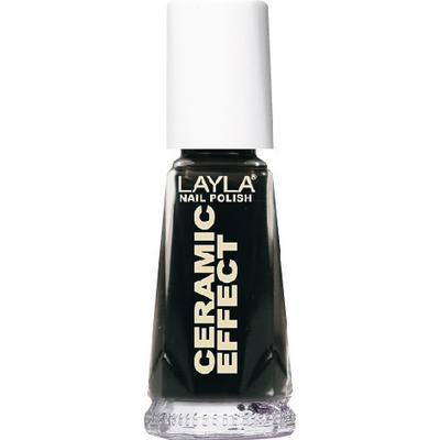 Layla Cosmetics Ceramic Effect #31 Pure Black 10ml