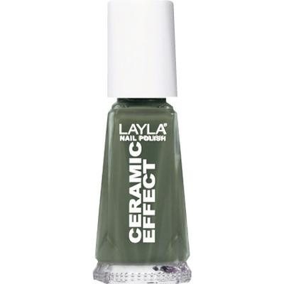 Layla Cosmetics Ceramic Effect #35 Khaki Green 10ml