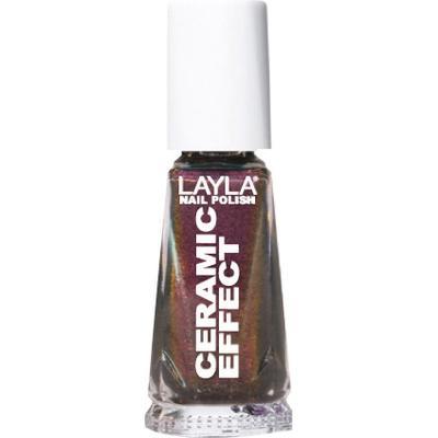 Layla Cosmetics Ceramic Effect #63 Scarabeus Black 10ml