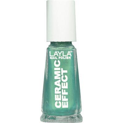 Layla Cosmetics Ceramic Effect #72 Green Illusion 10ml