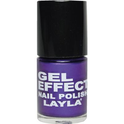 Layla Cosmetics Gel Effect 25 Blue Purple 10ml