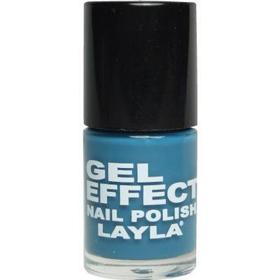 Layla Cosmetics Gel Effect 27 Dazzling Turquoise 10ml