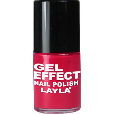 Layla Cosmetics Gel Effect 05 Coral Red 10ml
