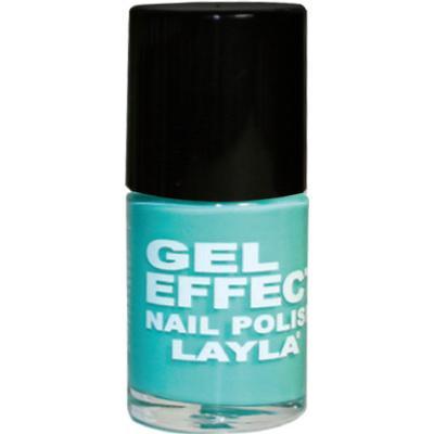 Layla Cosmetics Gel Effect 16 Fui Green 10ml