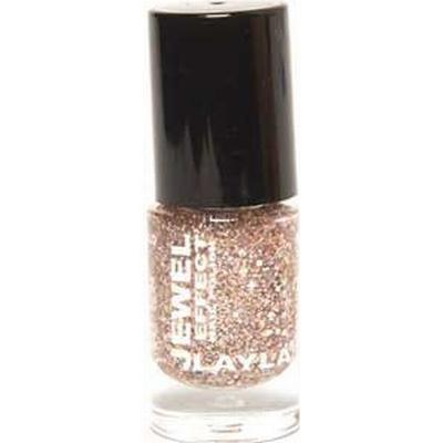 Layla Cosmetics Jewel Effect Nail Polish #02 Quarts 10ml